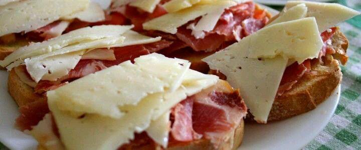 Jamon  y queso