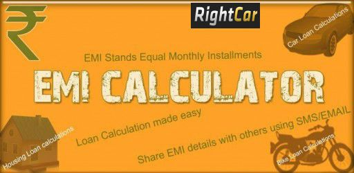 Emi Calculator For Car Loan  Car Loans And Calculator