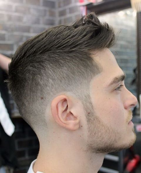 Guys Hairstyles Awesome ✂ #cortesmasculinos #fade  Omar  Pinterest  Haircuts Men