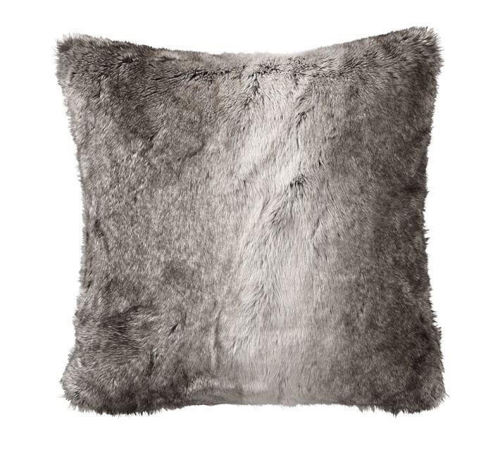 Faux Fur Ombre Throws Faux Fur Pillow Ombre Pillow Fur