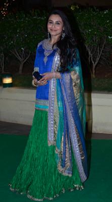 Desipolitan - Rani Mukherjee in Anuradha Vakil