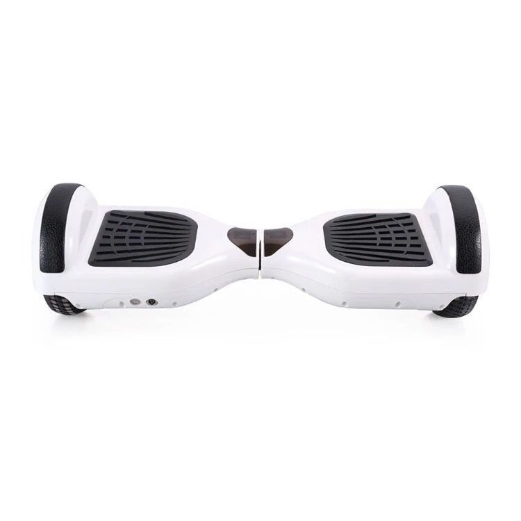 The Roverboard R1 in classic white.