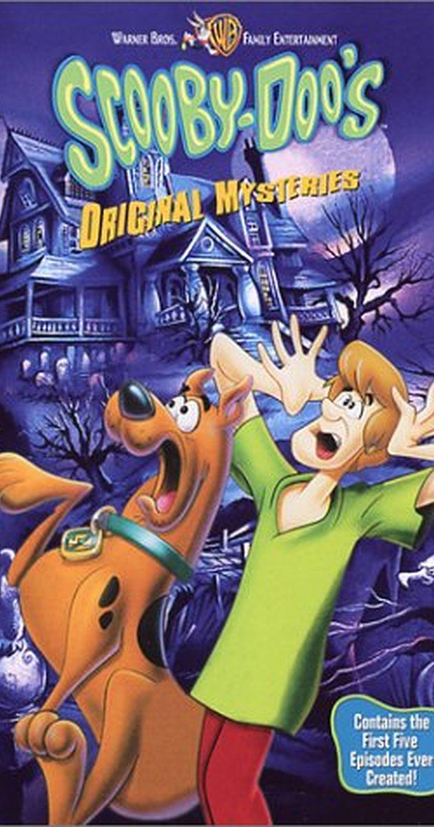 Scooby Doo, Where Are You! (TV Series 19691971) Scooby doo