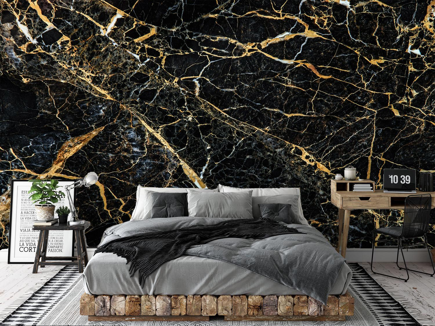 3d Wallpaper Marble Wallpaper Marble Wall Mural Marble Look Living Room Mural Easy To Apply Free Shipping Marble Wallpaper Marble Wall Mural Marble Wall