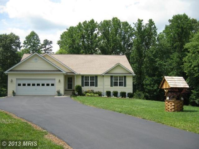 14544 Hazel River Church Rd, Culpeper VA, 22701 $279,900 | 3 Br, 2