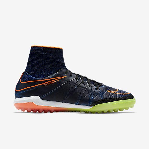 Calzado de fútbol para hombre Nike HypervenomX Proximo II TF para pasto  sintético fee39cd1a7035