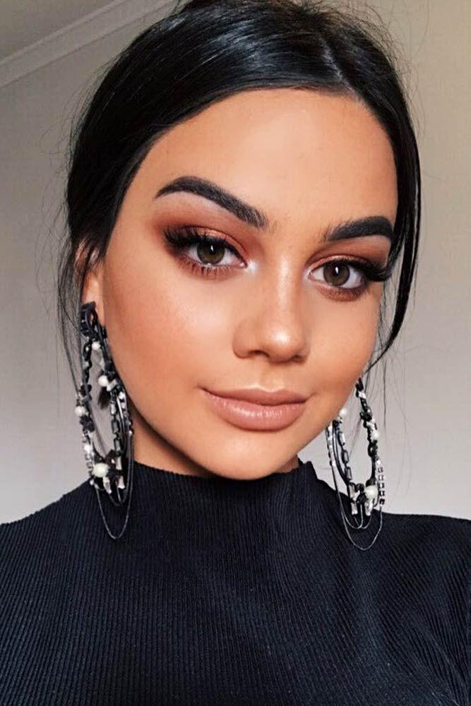 Pin by suundrita on make up | Dark skin makeup, Tan skin