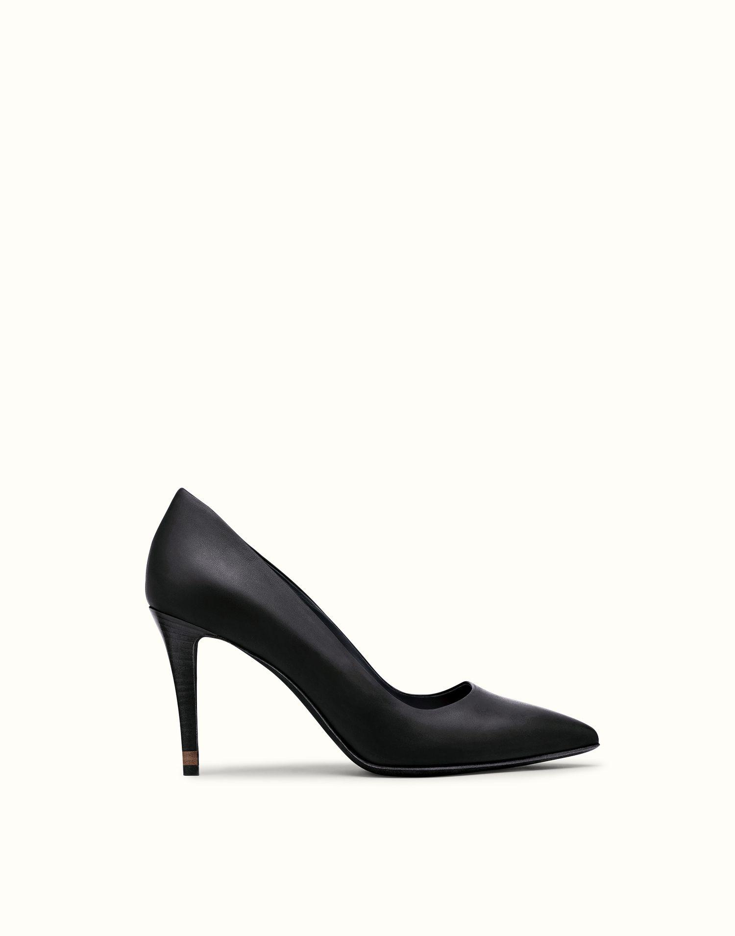FENDI | Boutique en ligne officielle. Talons AiguilleCuir NoirAccessoires  BijouxEscarpinsPour FemmeSacHommesTalons ...