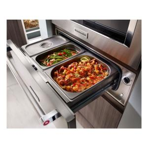 Kitchenaid Architect Series Ii 30 In Slow Cook Warming Drawer