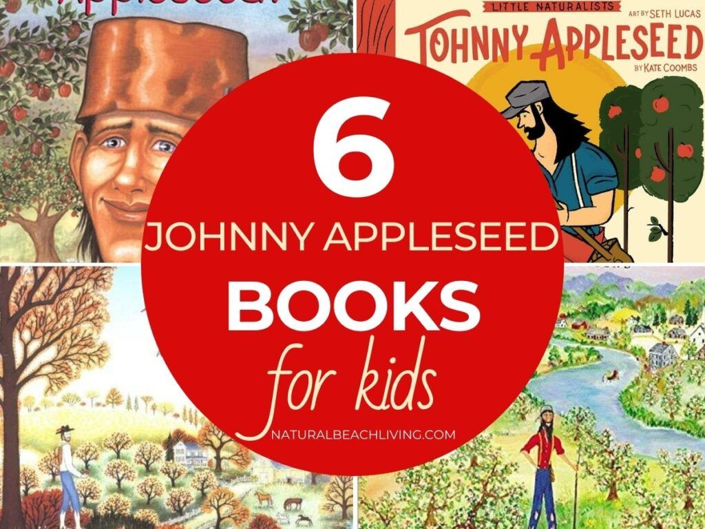 The Best Johnny Appleseed Activities And Lesson Plans For