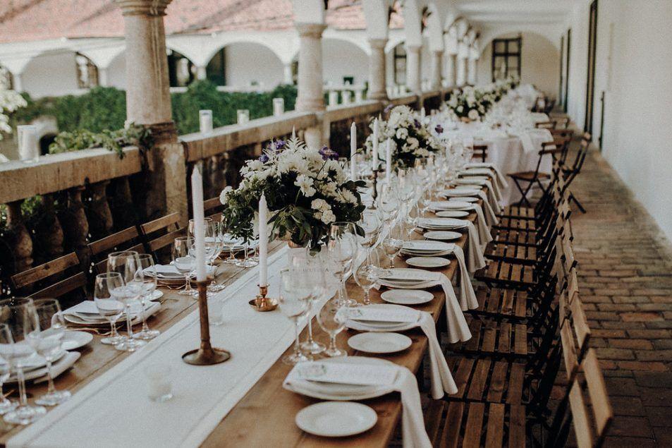 Hochzeit Auf Schloss Guntersdorf Tables Pinterest Wedding