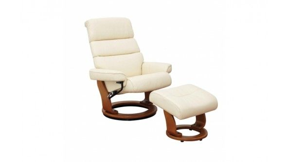 The Scania Recliner Chair Features A Stylish Contemporary Look And