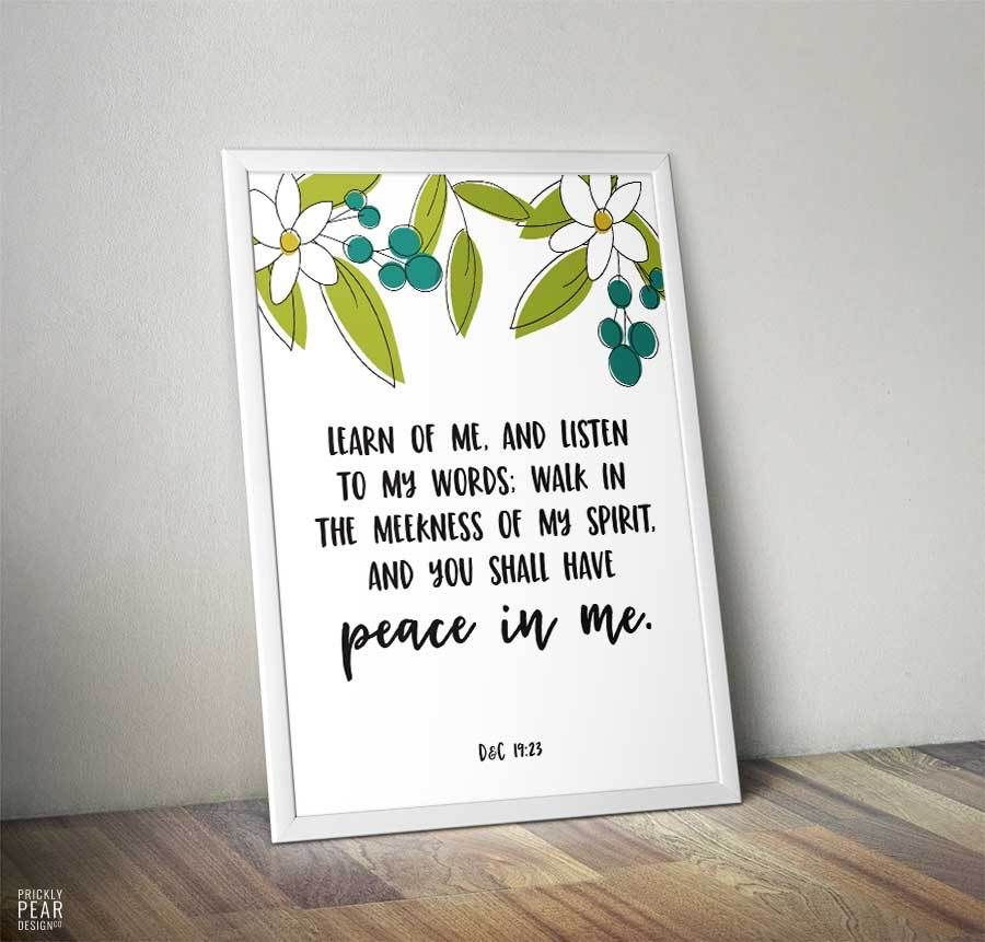 2018 Young Women Mutual Theme Kits - FREE 4x6 Prints to Give to Your ...