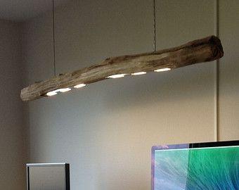 lampe de bureau led tronc d 39 arbre lampe de plafond en r sist vieux tronc de ch ne deco
