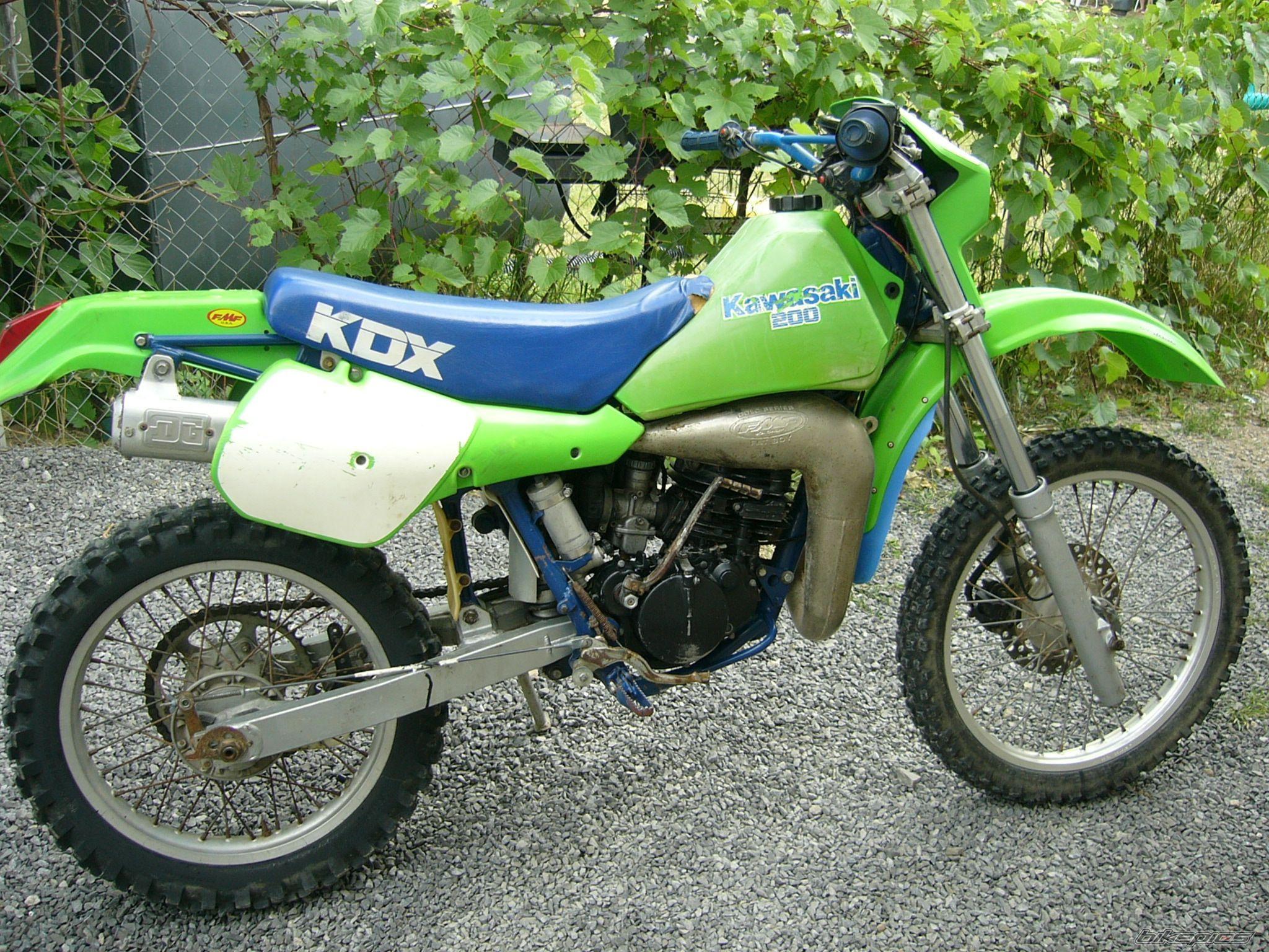 1985 Kawasaki Kdx 175