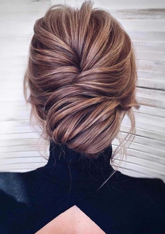26 Perfect Updo Hairstyles For Special Occasions In 2018 Styleschannel Mother Of The Bride Hair Hair Styles Long Hair Styles