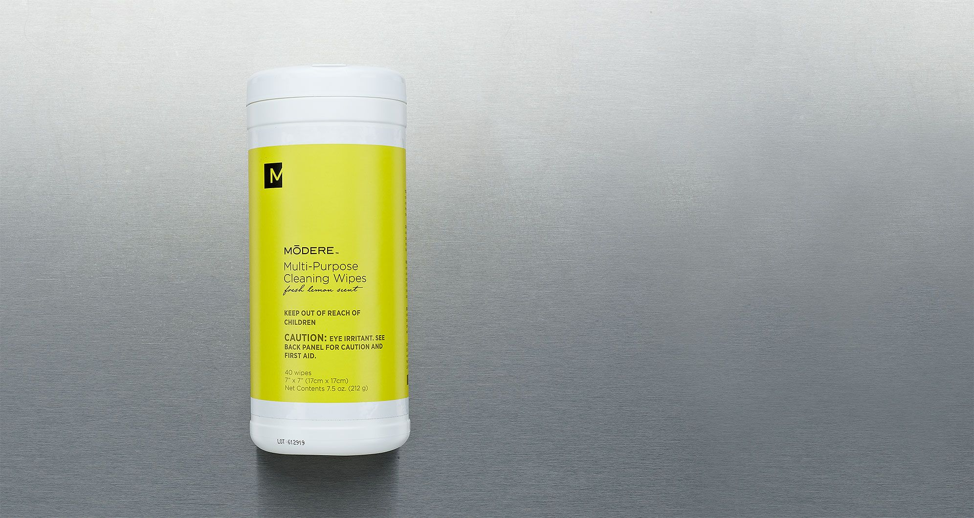 - Multi-Purpose Cleaning Wipes by Modere - Life is Messy. Wipe it up with the Multi-Purpose Cleaning Wipes by Modere.