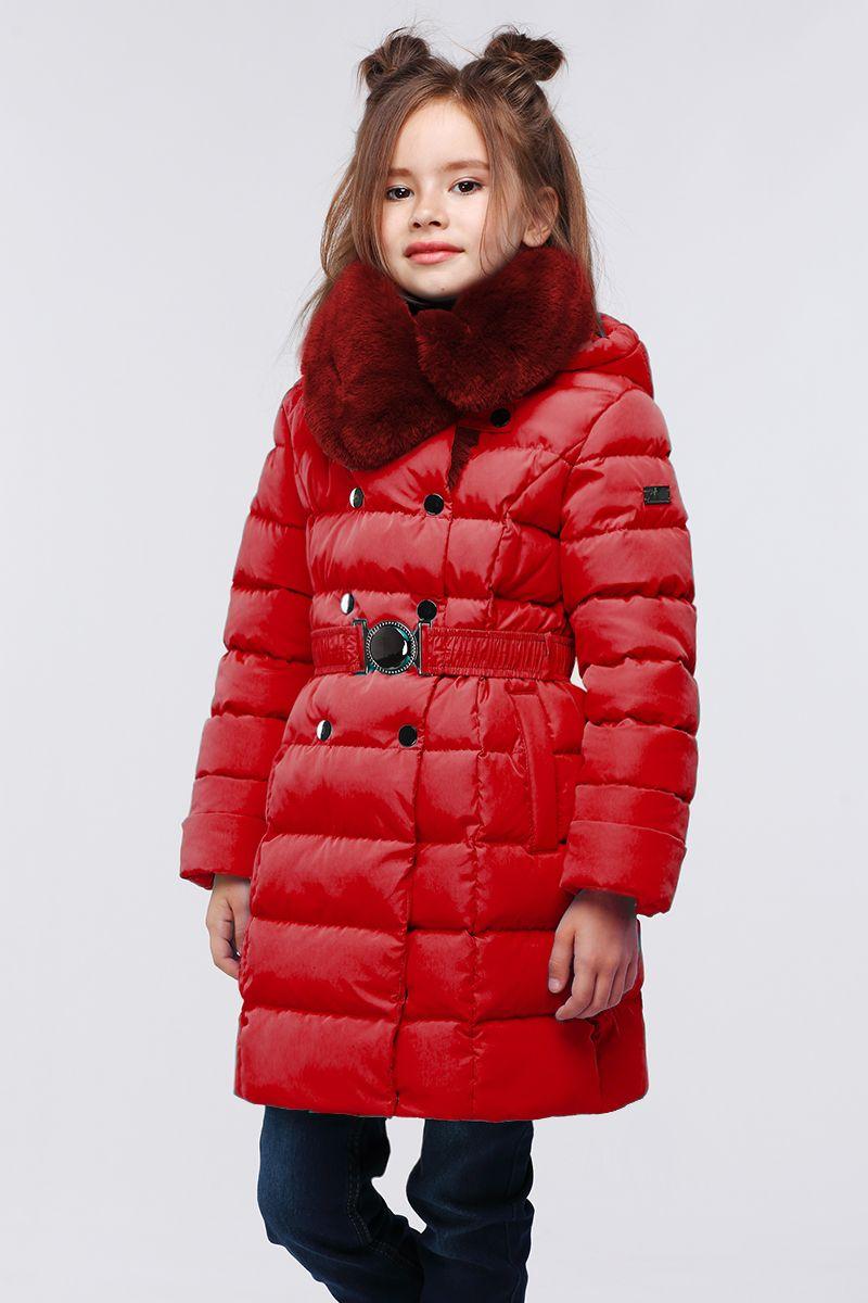 1f8852c485f Детское пальто зима пуховик Рузанна Nui Very - нью вери