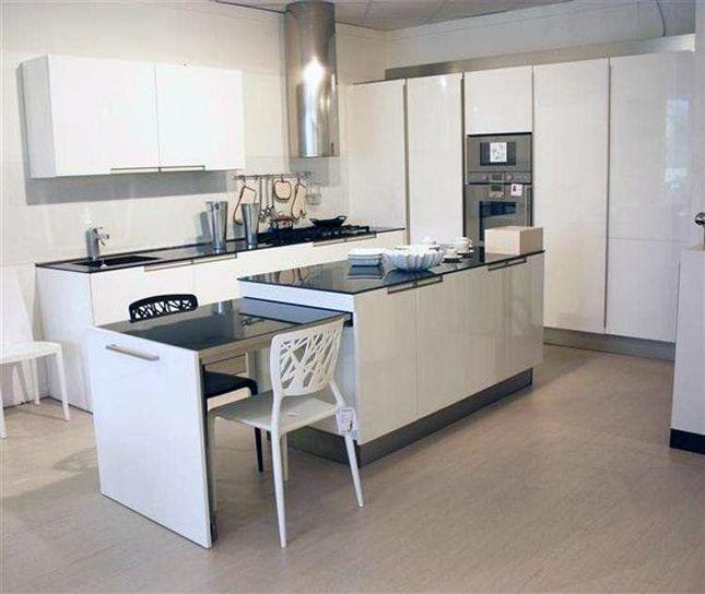 arredare cucine piccole; soluzioni salvaspazio cucina ...