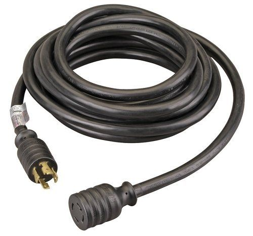 Reliance Controls Pc3020 20 Feet 30 Amp L14 30 Generator Power Cord For Up To 7 500 Watt Generators By Reliance Http Power Inlets Power Cord Generator Cords