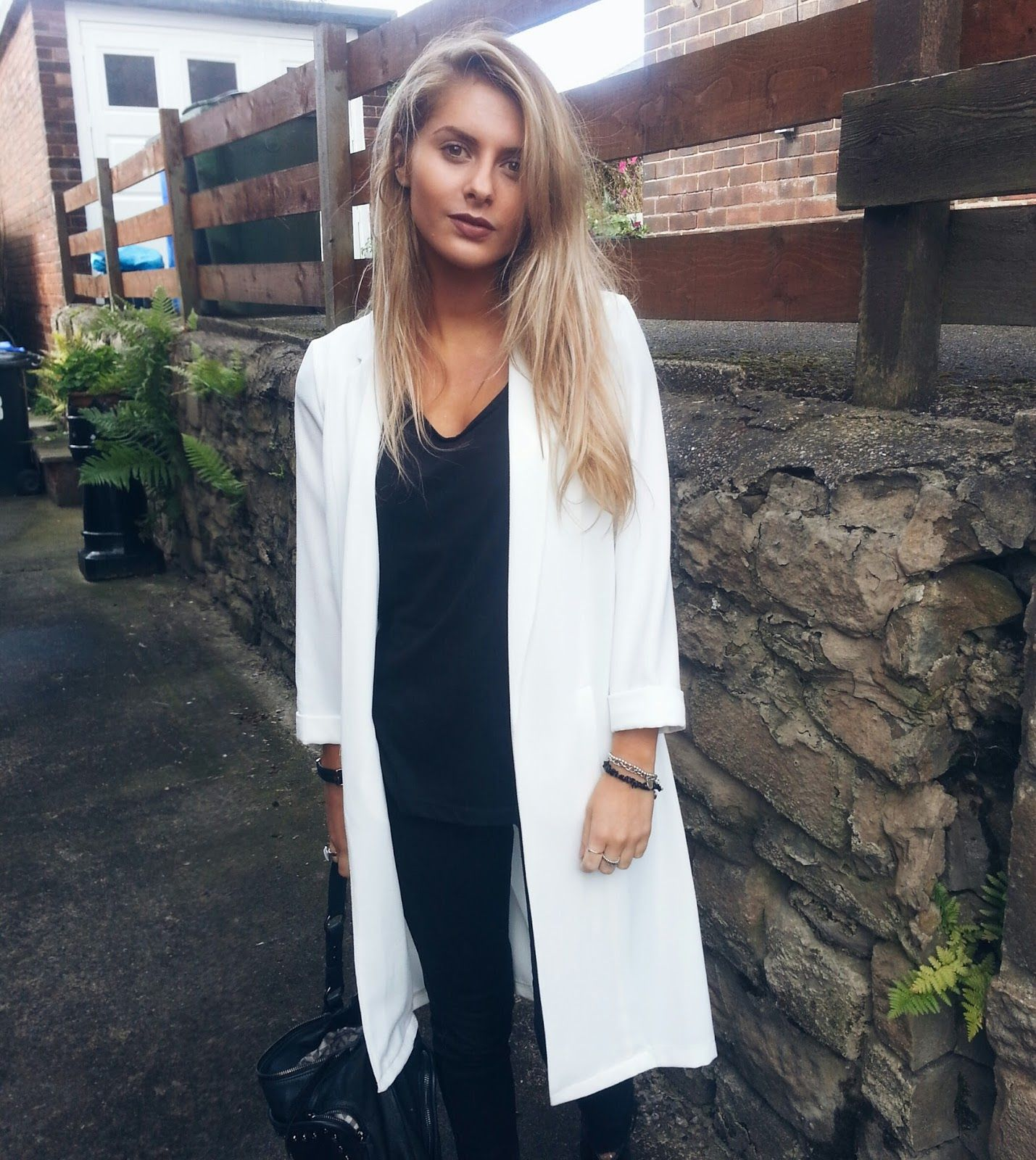 Fashion Influx // UK Fashion Blog: INSTAGRAM OUTFIT: DUSTER COAT ...