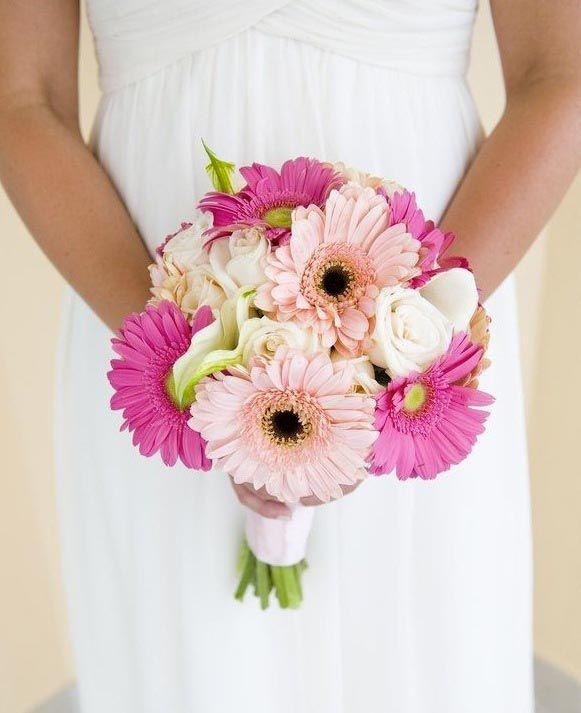 Bouquet Sposa Gerbere.Bouquet Settembre Quali Fiori Scegliere Gerbere E Rose Fiori