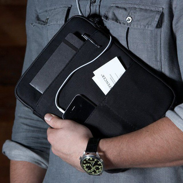 Original Wax iPad Case by Killspencer