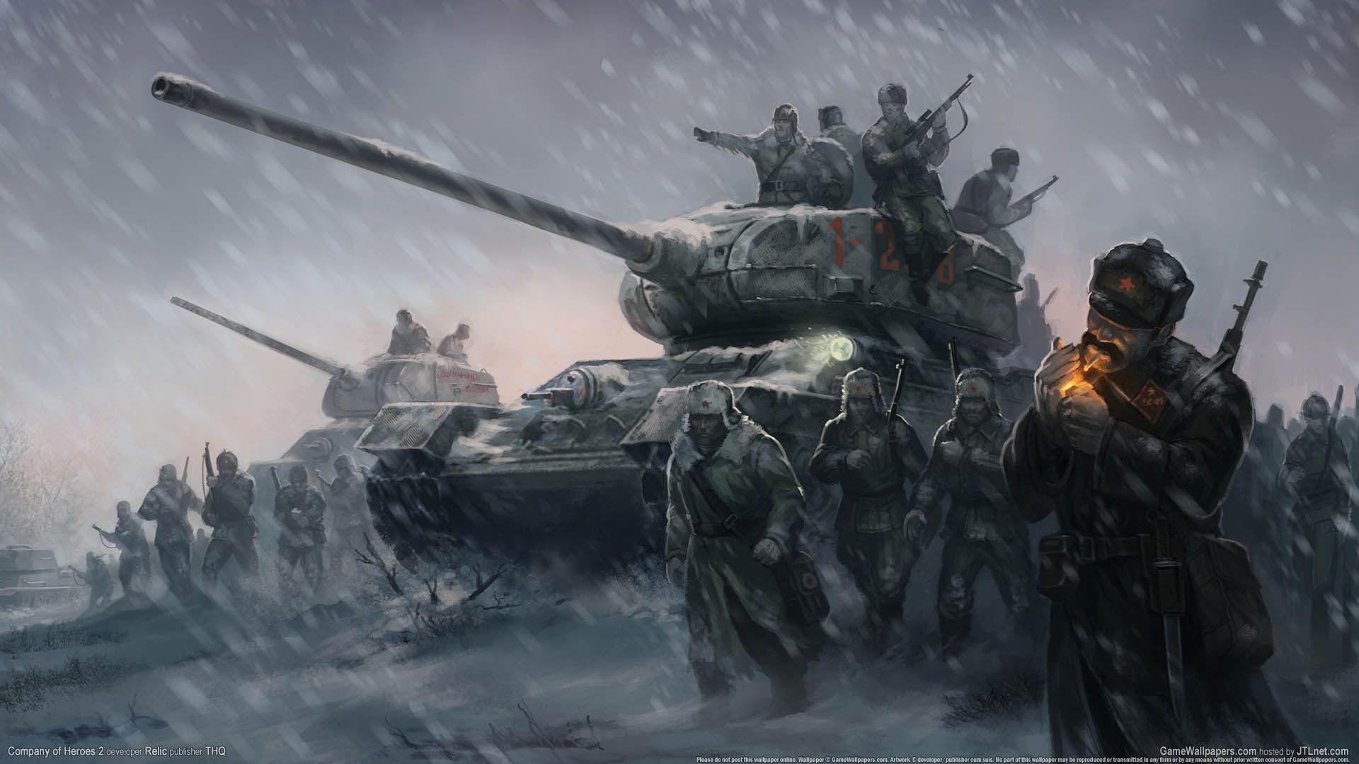 World War Two Soviet Army Union Wallpaper Hd