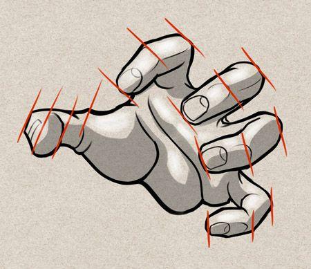 Orientation doigts pit blogue apprendre dessiner - Dessin de la main ...