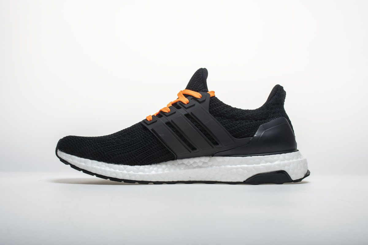 332acf75f7a OFF WHITE X adidas Ultra Boost 4.0 Black White Real Boost2