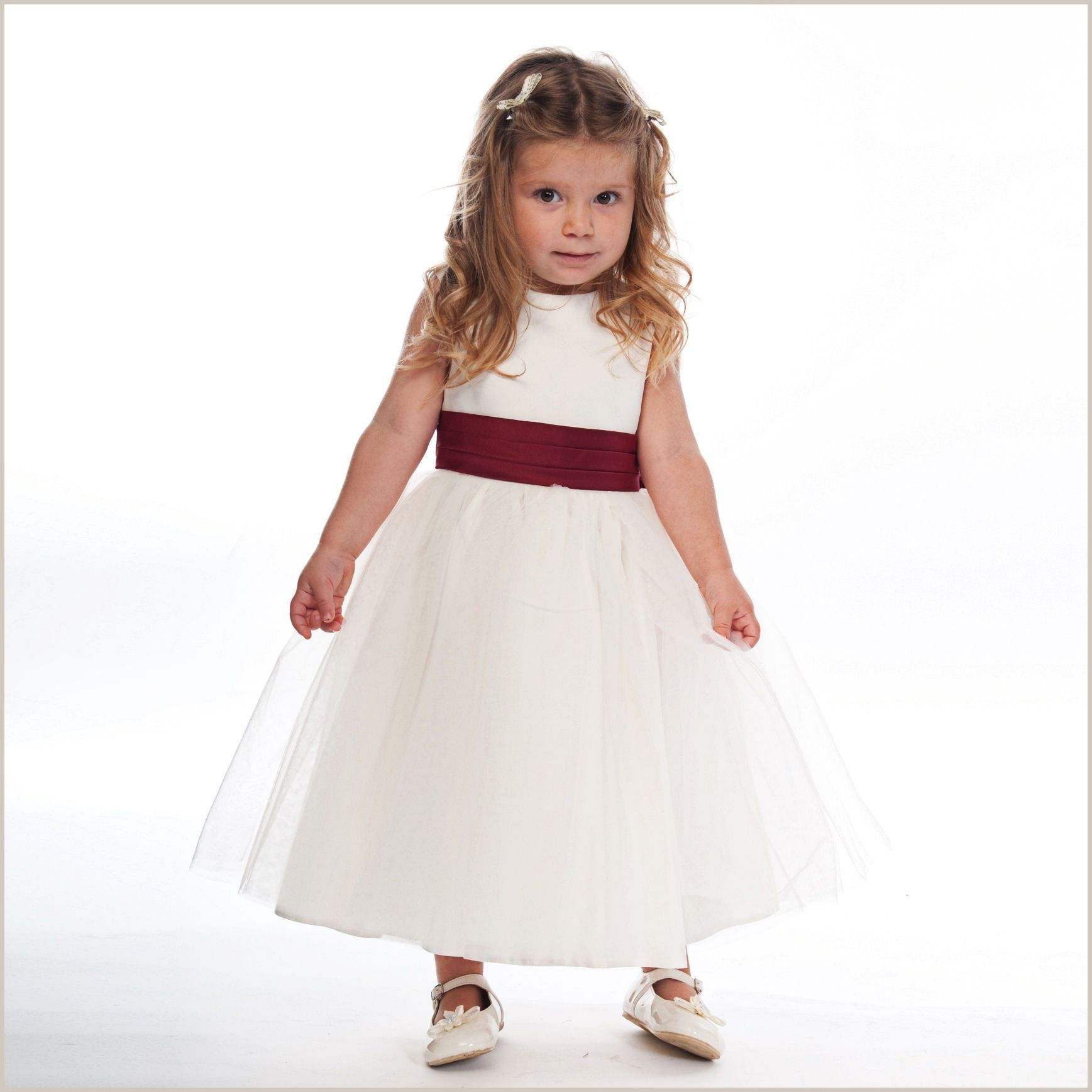 Children bridesmaid dresses with images kids