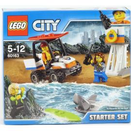 Guardacostas Set De Introducción Ciudad De Lego Coches De Policía Juguetes Nuevos