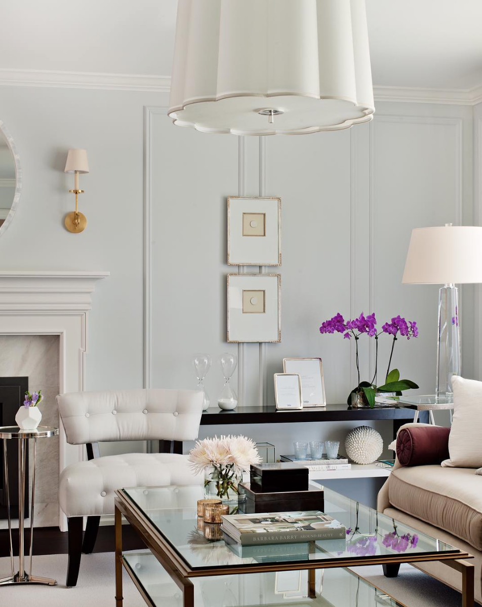 Pin by The Stein Team | Sotheby's Realty NYC on Stein Team Favorites Transitional Living Room Lighting Ideas on formal living room lighting ideas, traditional living room lighting ideas, transitional flush mount lighting ideas,