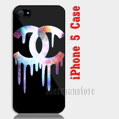 New Chanel logo Custom iPhone 5 Case Cover