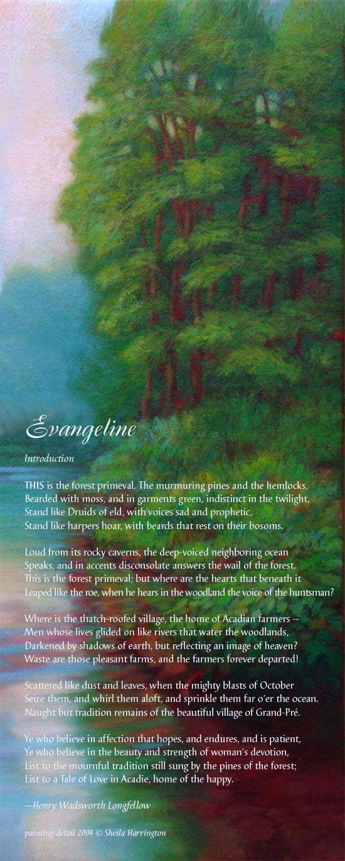 evangeline poem