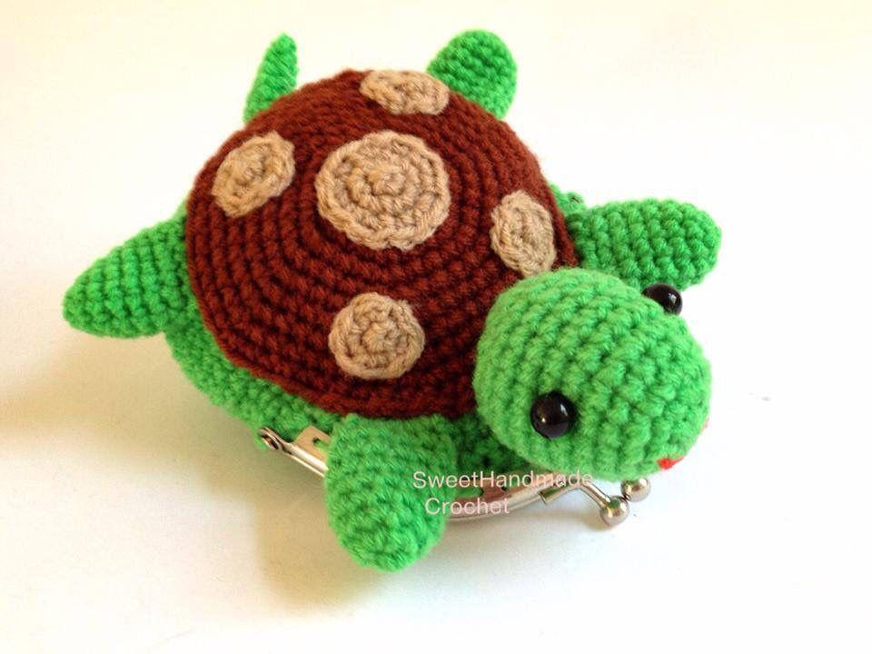 Turtle | Crochet Accessories: Handbags | Pinterest