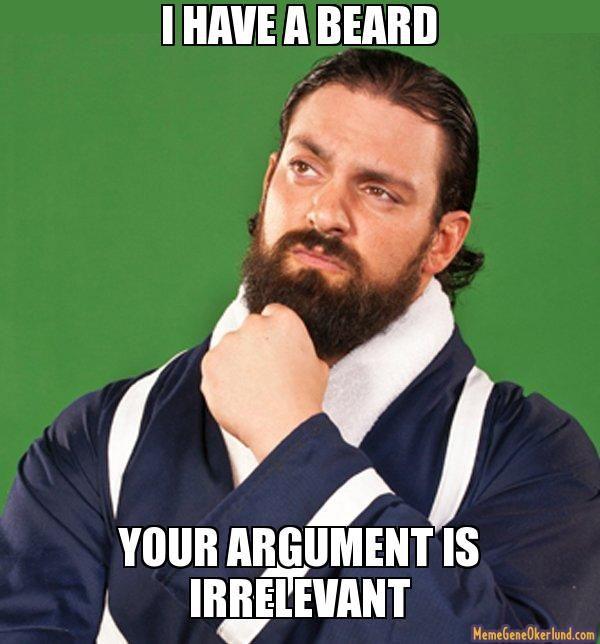Image result for beard meme