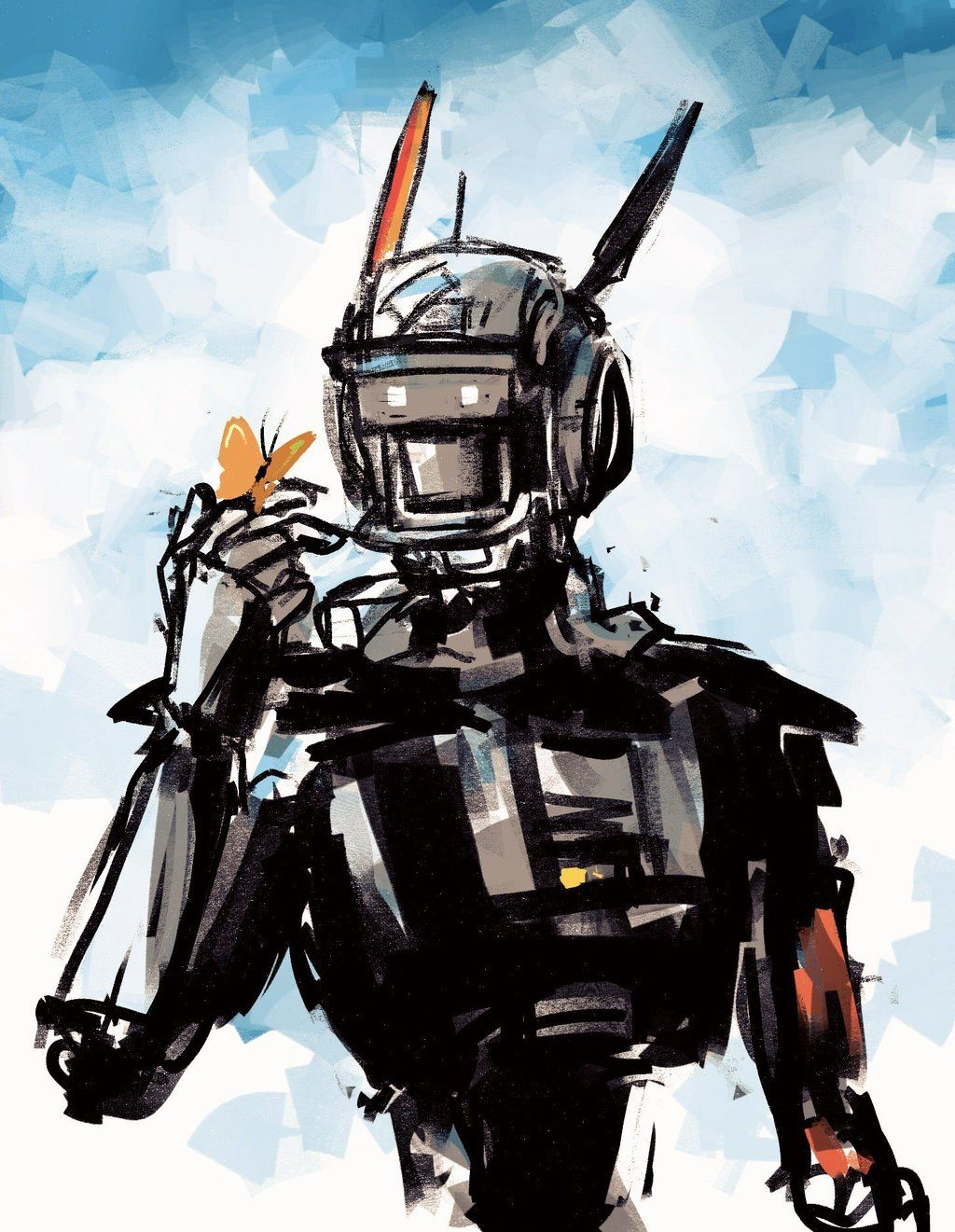 Chappie by Noobito777 on DeviantArt. | Arts and Concepts | Pinterest ...