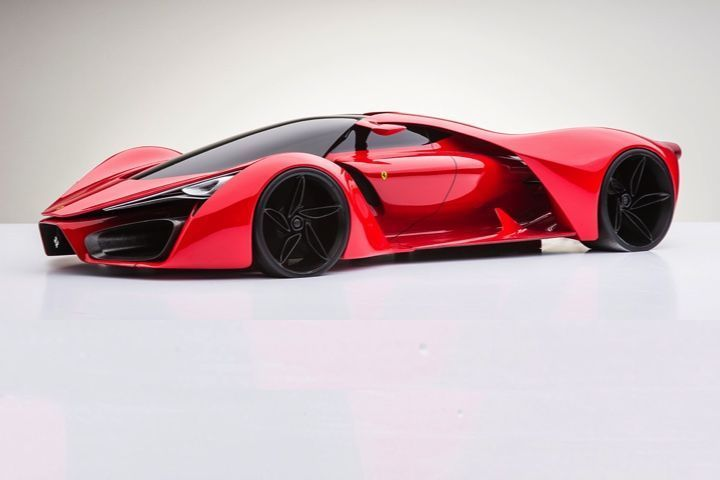 This is the 1,200-HP Ferrari Hypercar of the Future #ferrarif80 The Ferrari LaFerrari is a $1.4 million, 959-horsepower piece of engineering genius. It's a worthy successor to the Enzo, and one of the most talked about cars of the past few years. But when it's gone, something will need to step inits place. The Ferrari F80 Raeli concept could be that successor. The #ferrarif80