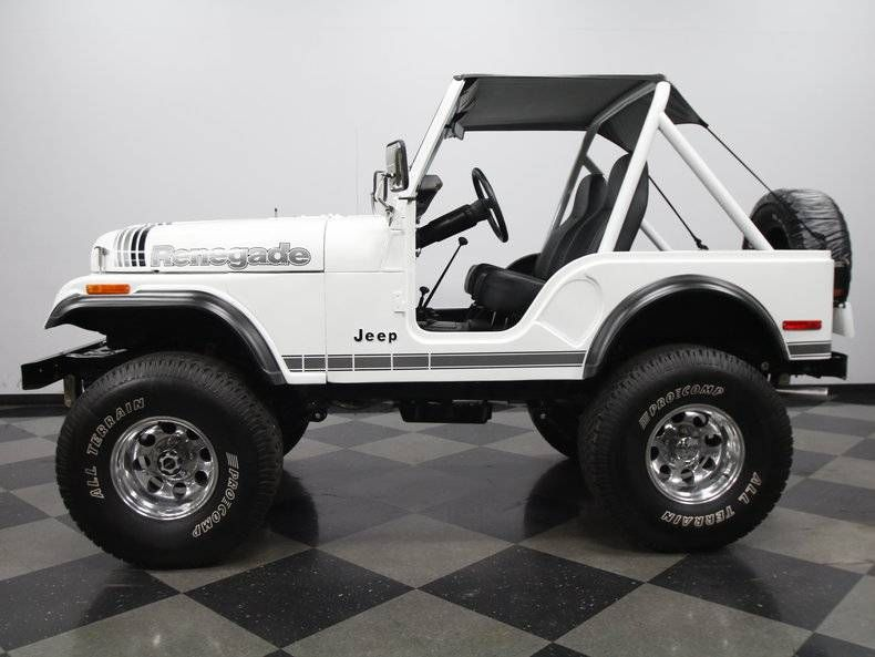 1980 Jeep Cj5 For Sale 1871198 Hemmings Motor News Jeep Cj5