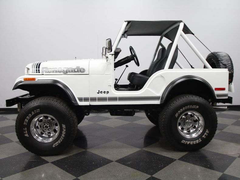 1980 Jeep Cj5 For Sale 1871198 Hemmings Motor News Jeep Cj5