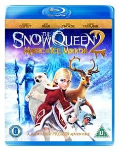 Win The Snow Queen 2 on Blu-ray
