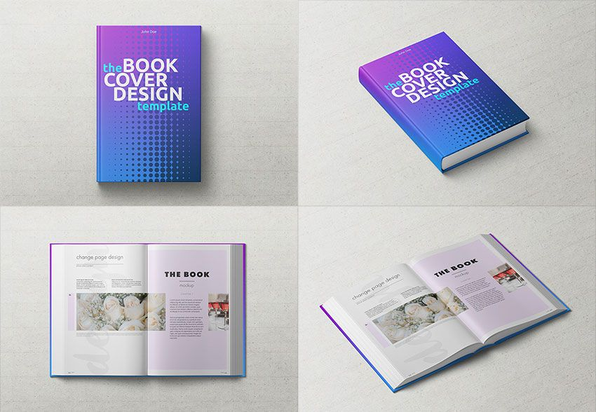 Access to all products and updates for $99/y. Free Psd Hardback Book Mockup Book Cover Design Photoshop Mockup Free Mockup Free Psd