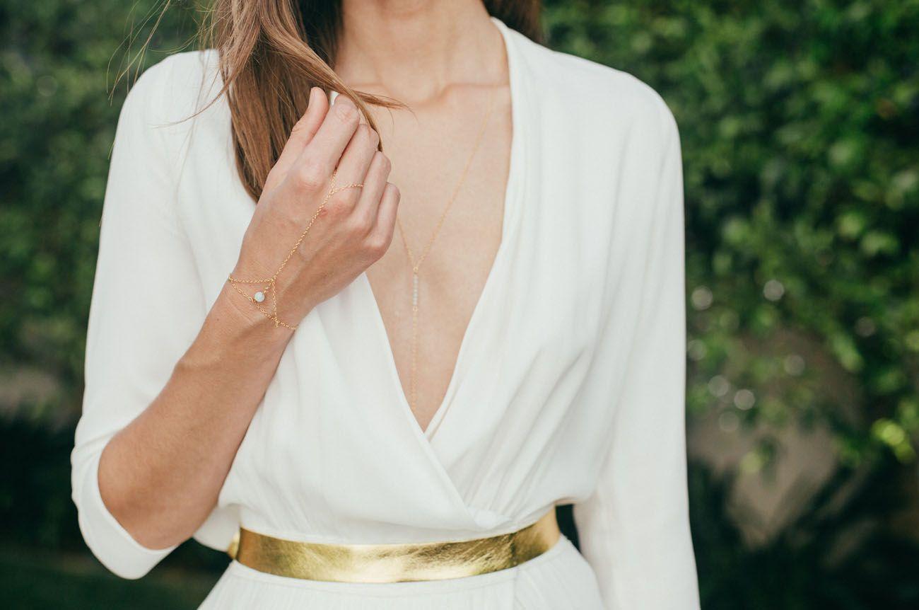 Dreamy boho wedding dresses from solstice bride wedding dress