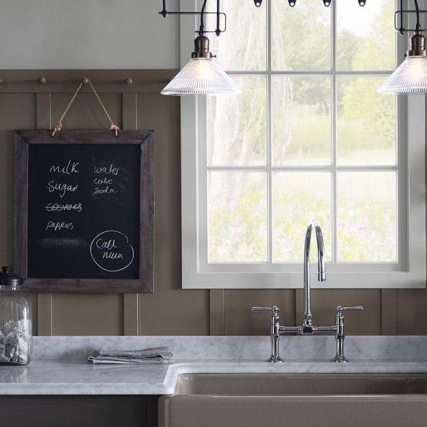 Bauernhof Waschbecken Wasserhahn küche | Interieur Design ...