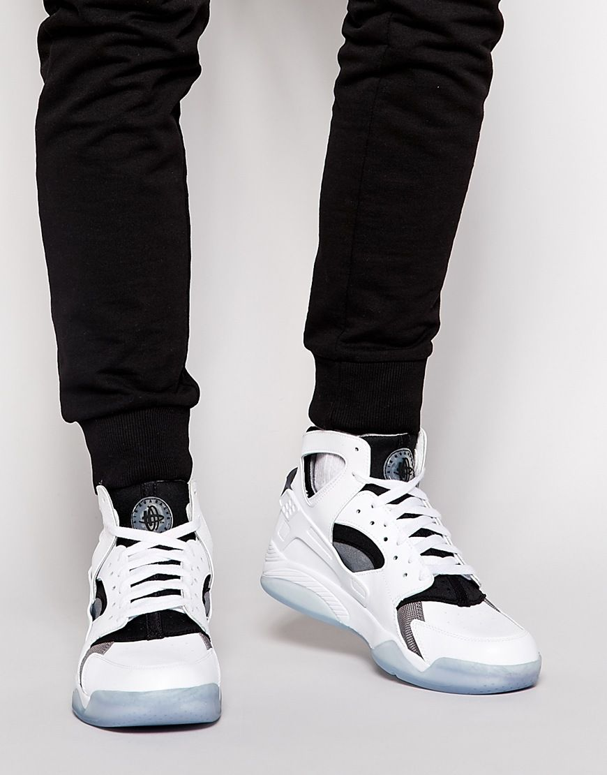 Image 1 of Nike Air Flight Huarache Trainers