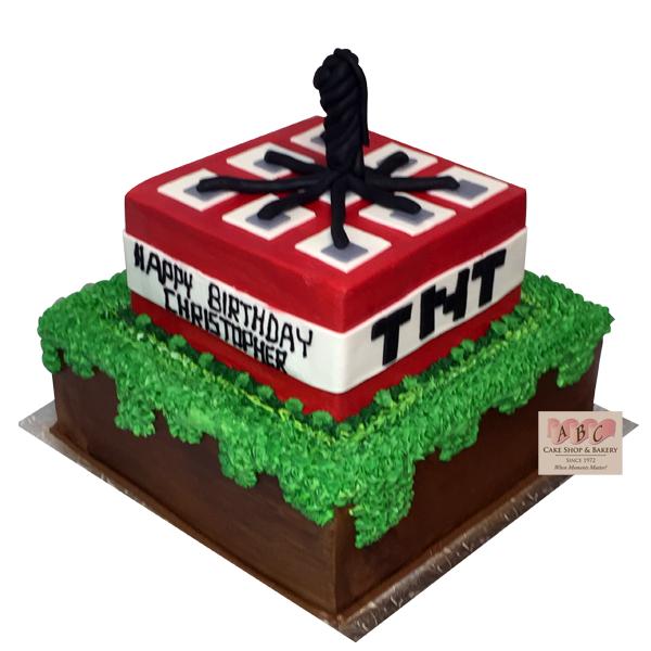 Minecraft Cakes Pinterest Minecraft Cake Cake And Birthday Cakes