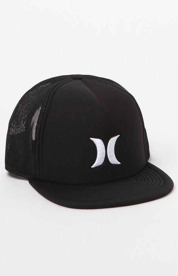 24445cc5b7d902 Hurley Blocked 3.0 Snapback Trucker Hat | Snapback | Hurley hats ...