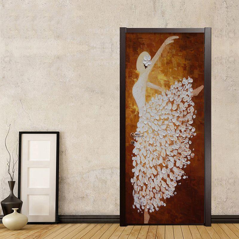 Pas cher PVC Auto Adhésif Étanche 3D Papier Peint Mural Moderne