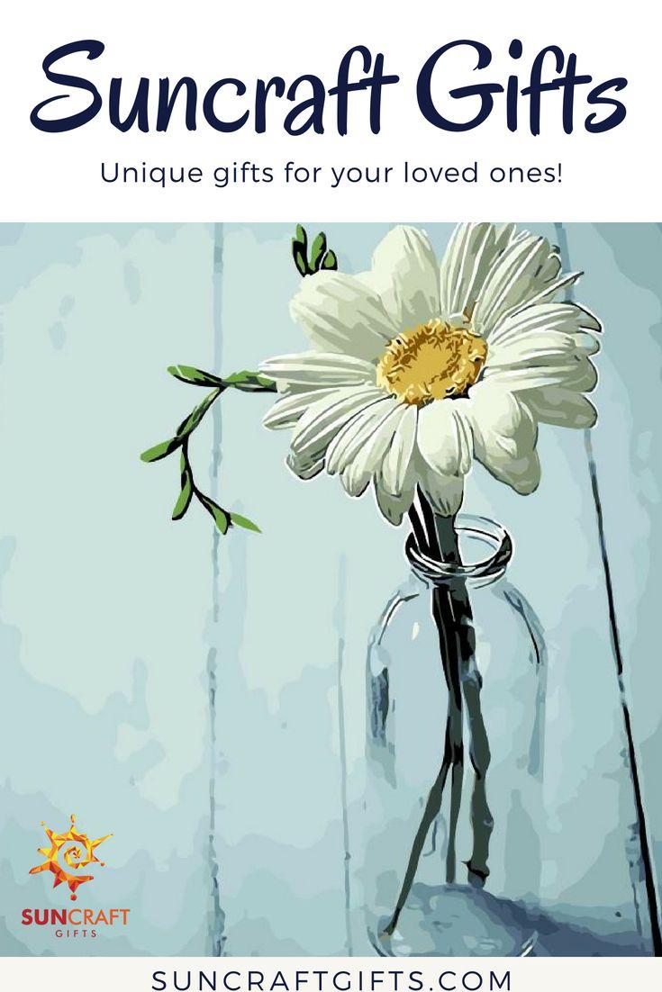 DIY Painting Kit-Paint by numbers- Chrysanthemum. #diy #custom ...
